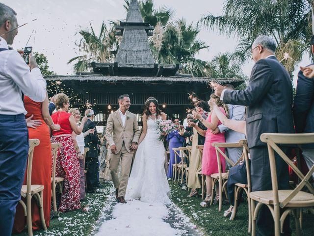 La boda de Sebastian y Míriam en Torre Del Mar, Málaga 109