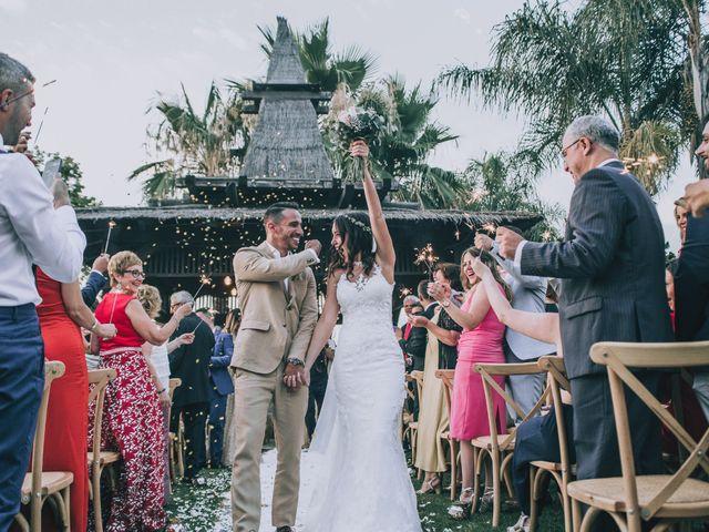 La boda de Sebastian y Míriam en Torre Del Mar, Málaga 110