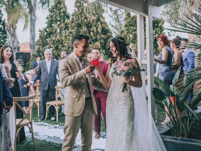 La boda de Sebastian y Míriam en Torre Del Mar, Málaga 111