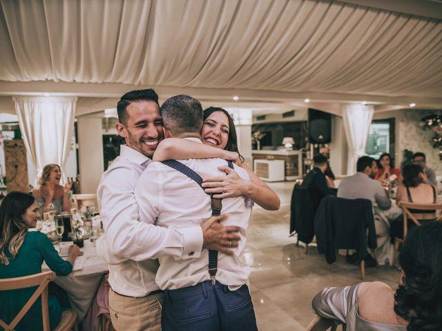 La boda de Sebastian y Míriam en Torre Del Mar, Málaga 130