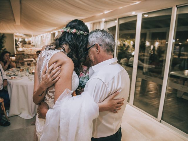 La boda de Sebastian y Míriam en Torre Del Mar, Málaga 131