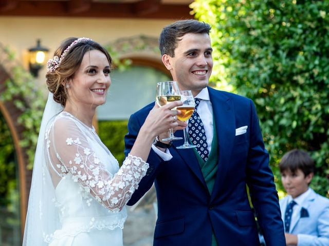 La boda de Irene y Juanan