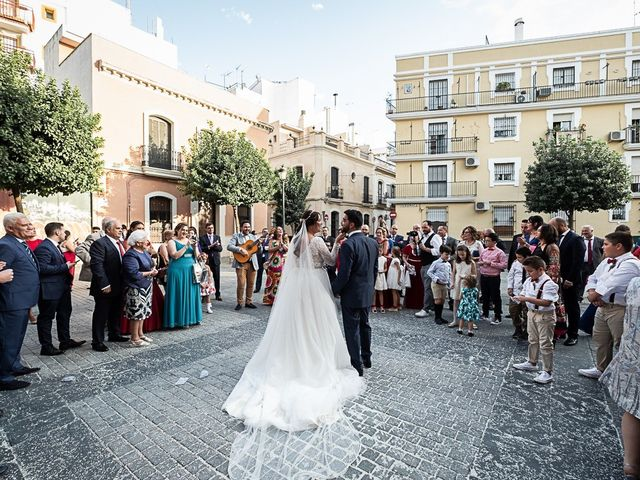 La boda de Enrique y  María del Pilar en Sevilla, Sevilla 2