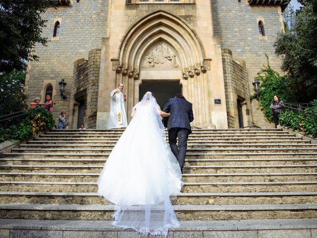 La boda de Kevin y Jessica en Sentmenat, Barcelona 25