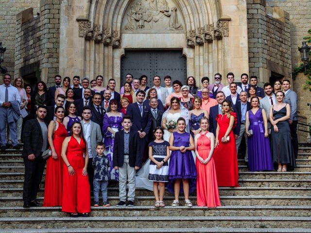 La boda de Kevin y Jessica en Sentmenat, Barcelona 37