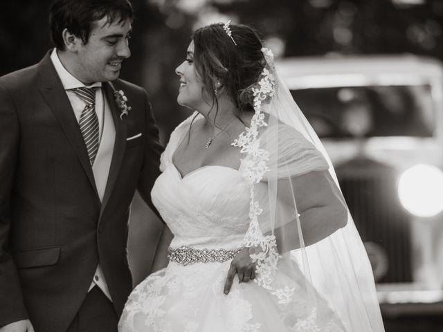 La boda de Kevin y Jessica en Sentmenat, Barcelona 43