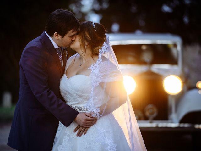La boda de Kevin y Jessica en Sentmenat, Barcelona 45