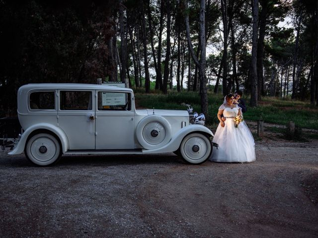 La boda de Kevin y Jessica en Sentmenat, Barcelona 47
