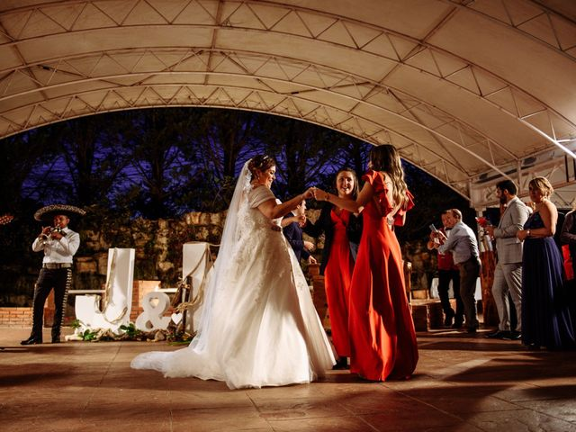 La boda de Kevin y Jessica en Sentmenat, Barcelona 54