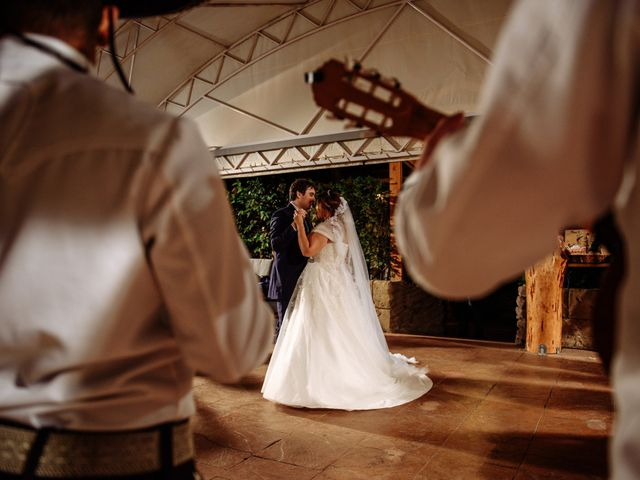 La boda de Kevin y Jessica en Sentmenat, Barcelona 55