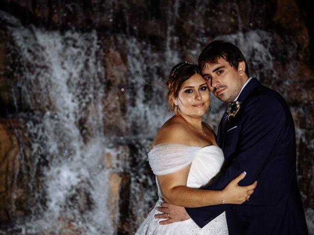 La boda de Kevin y Jessica en Sentmenat, Barcelona 57