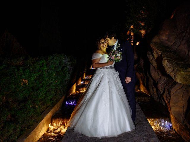 La boda de Kevin y Jessica en Sentmenat, Barcelona 61