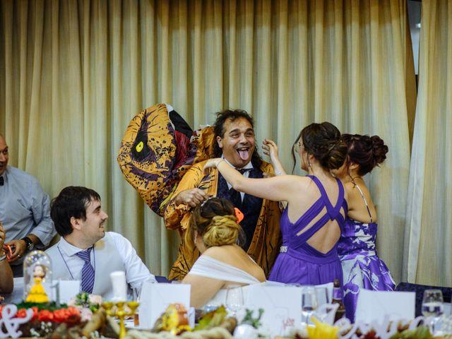 La boda de Kevin y Jessica en Sentmenat, Barcelona 71