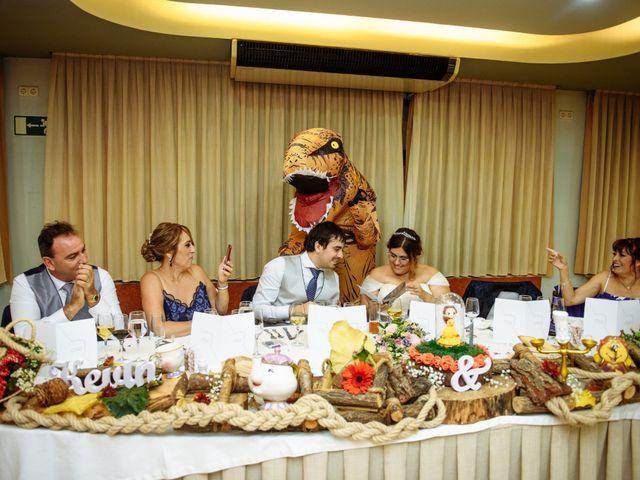 La boda de Kevin y Jessica en Sentmenat, Barcelona 78