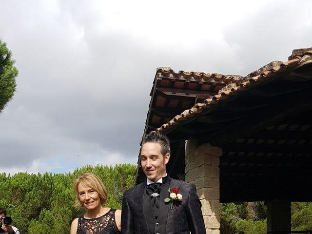 La boda de Marc y Rocío  en Rubio, Barcelona 4
