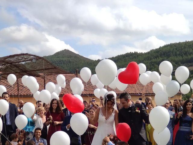 La boda de Marc y Rocío  en Rubio, Barcelona 5