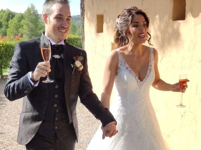 La boda de Marc y Rocío  en Rubio, Barcelona 7