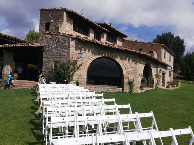 La boda de Marc y Rocío  en Rubio, Barcelona 8