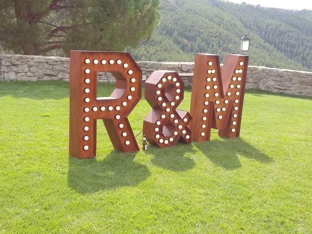 La boda de Marc y Rocío  en Rubio, Barcelona 10