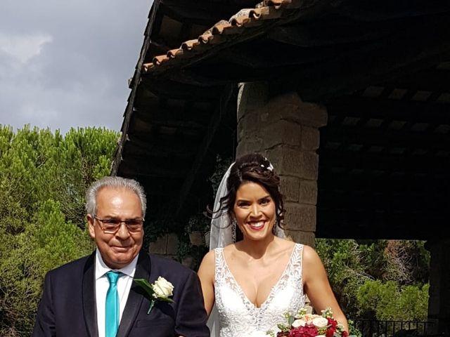 La boda de Marc y Rocío  en Rubio, Barcelona 11