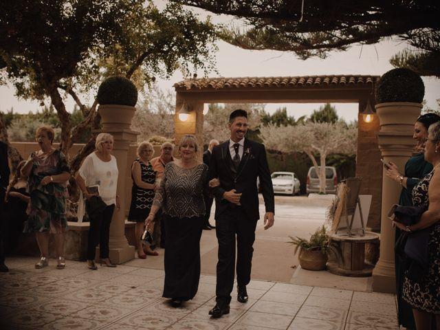 La boda de Jose y Arantxa en Piles, Valencia 33