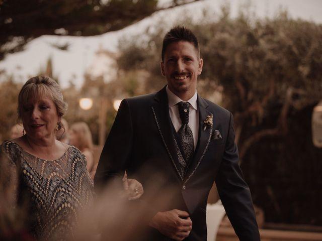 La boda de Jose y Arantxa en Piles, Valencia 34