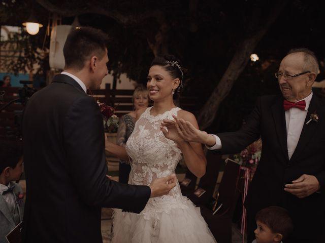 La boda de Jose y Arantxa en Piles, Valencia 35