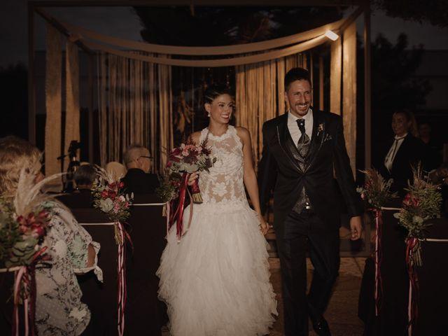 La boda de Jose y Arantxa en Piles, Valencia 54