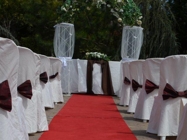 La boda de Gary y Verónica en El Bruc, Barcelona 3