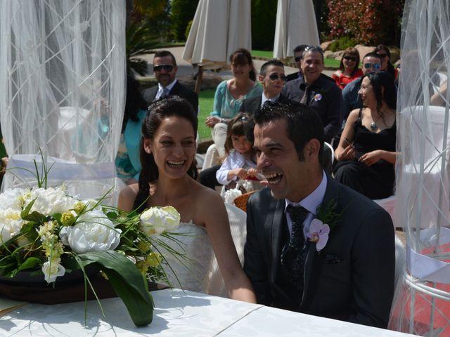 La boda de Gary y Verónica en El Bruc, Barcelona 22