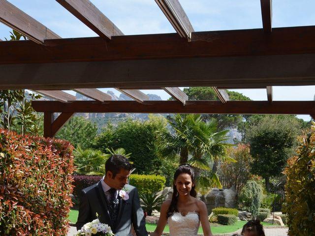 La boda de Gary y Verónica en El Bruc, Barcelona 31