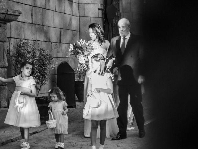 La boda de Miguel Ángel y Vanesa en Talamanca Del Jarama, Madrid 4
