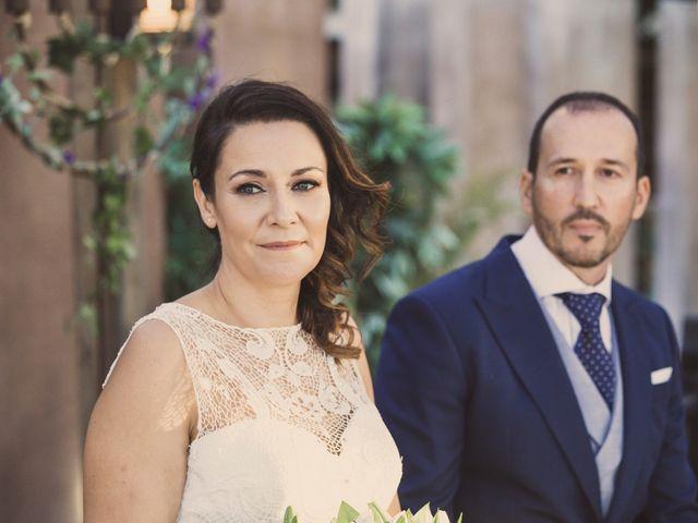 La boda de Miguel Ángel y Vanesa en Talamanca Del Jarama, Madrid 8