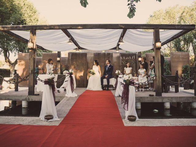 La boda de Miguel Ángel y Vanesa en Talamanca Del Jarama, Madrid 9