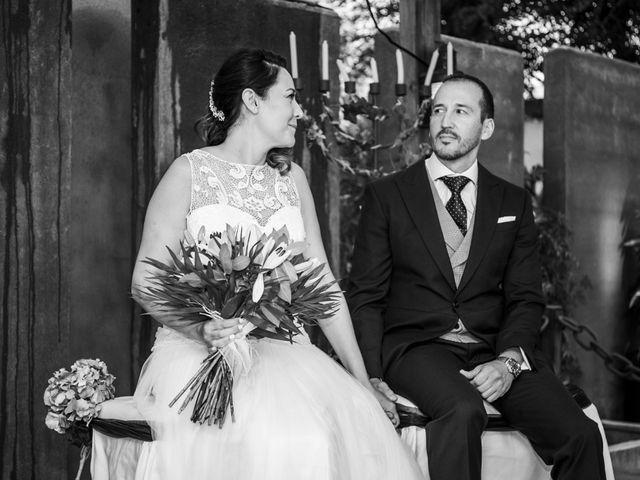 La boda de Miguel Ángel y Vanesa en Talamanca Del Jarama, Madrid 11