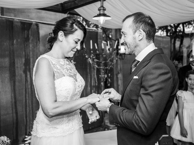 La boda de Miguel Ángel y Vanesa en Talamanca Del Jarama, Madrid 13