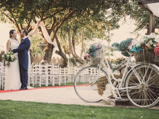 La boda de Miguel Ángel y Vanesa en Talamanca Del Jarama, Madrid 17