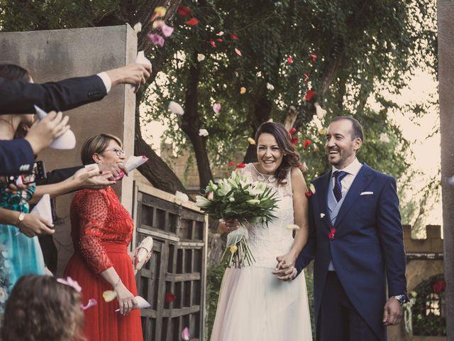 La boda de Miguel Ángel y Vanesa en Talamanca Del Jarama, Madrid 18