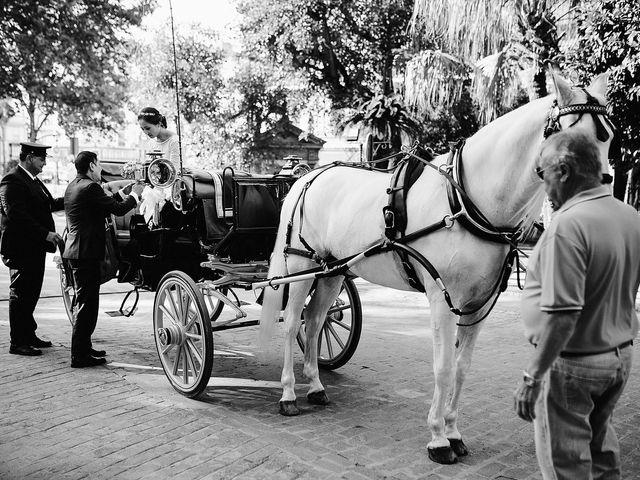 La boda de Alberto y Ying en Sevilla, Sevilla 10