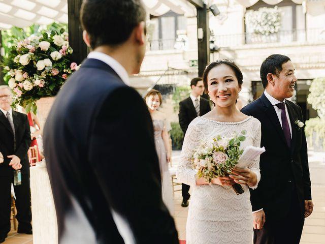 La boda de Alberto y Ying en Sevilla, Sevilla 13