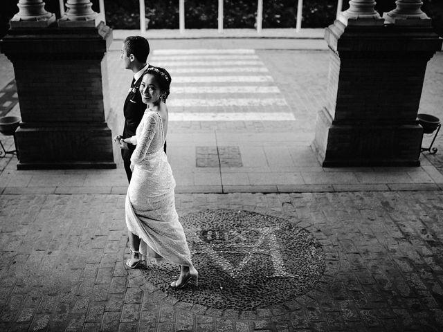 La boda de Alberto y Ying en Sevilla, Sevilla 1