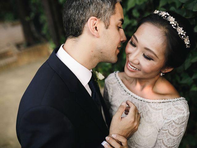 La boda de Alberto y Ying en Sevilla, Sevilla 32