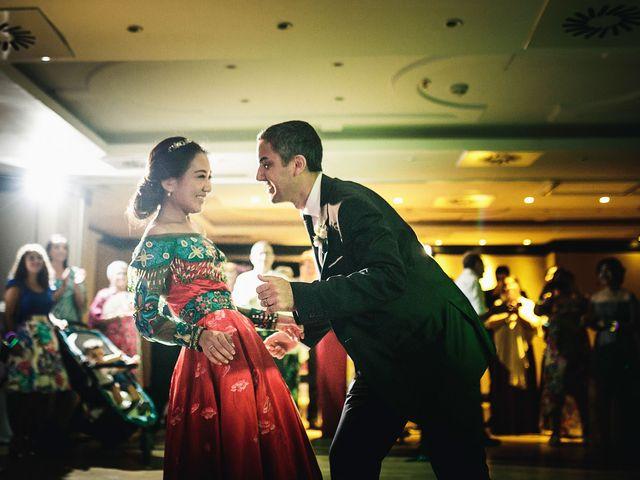 La boda de Alberto y Ying en Sevilla, Sevilla 42