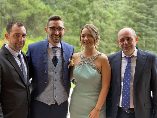 La boda de Irene y Dani en Breda, Girona 3