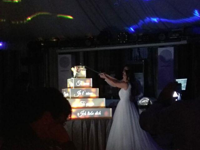 La boda de Irene y Dani en Breda, Girona 8