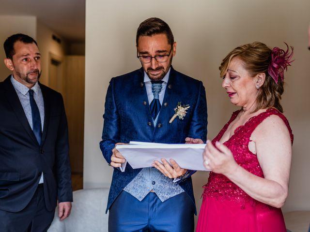 La boda de Irene y Dani en Breda, Girona 2