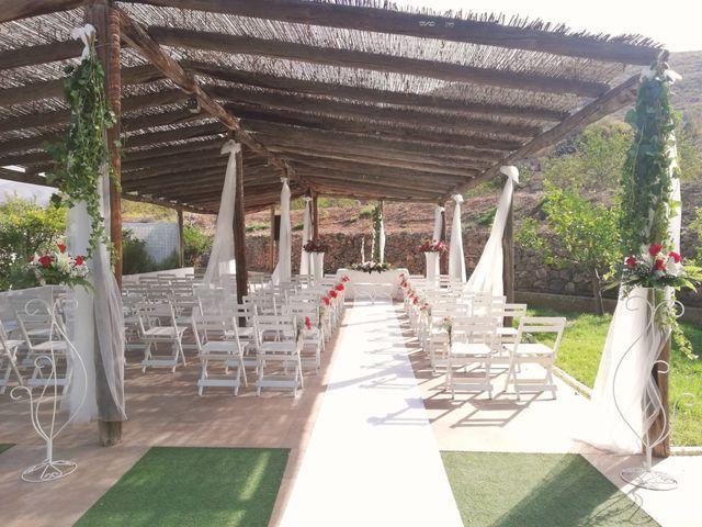 La boda de Daniel y Cristi  en Adra, Almería 5