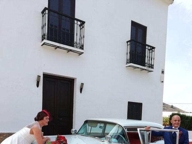La boda de Daniel y Cristi  en Adra, Almería 9