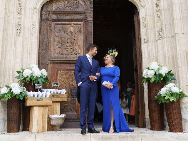 La boda de Edgar y Ana en Burgos, Burgos 37