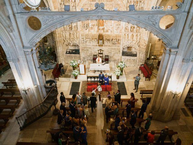 La boda de Edgar y Ana en Burgos, Burgos 42